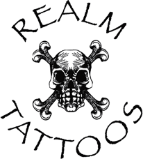 Realm Tattoos Logo
