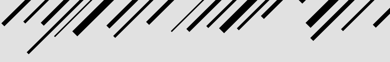 black and white line art
