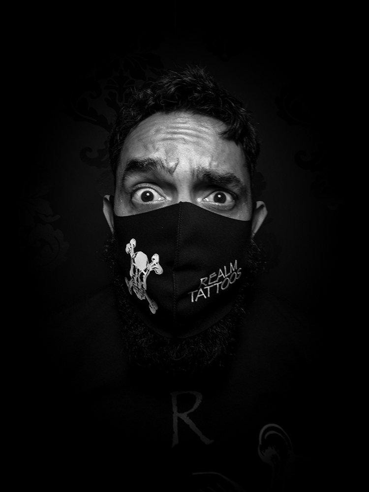 Goya - Tattoo Artist - Headshot