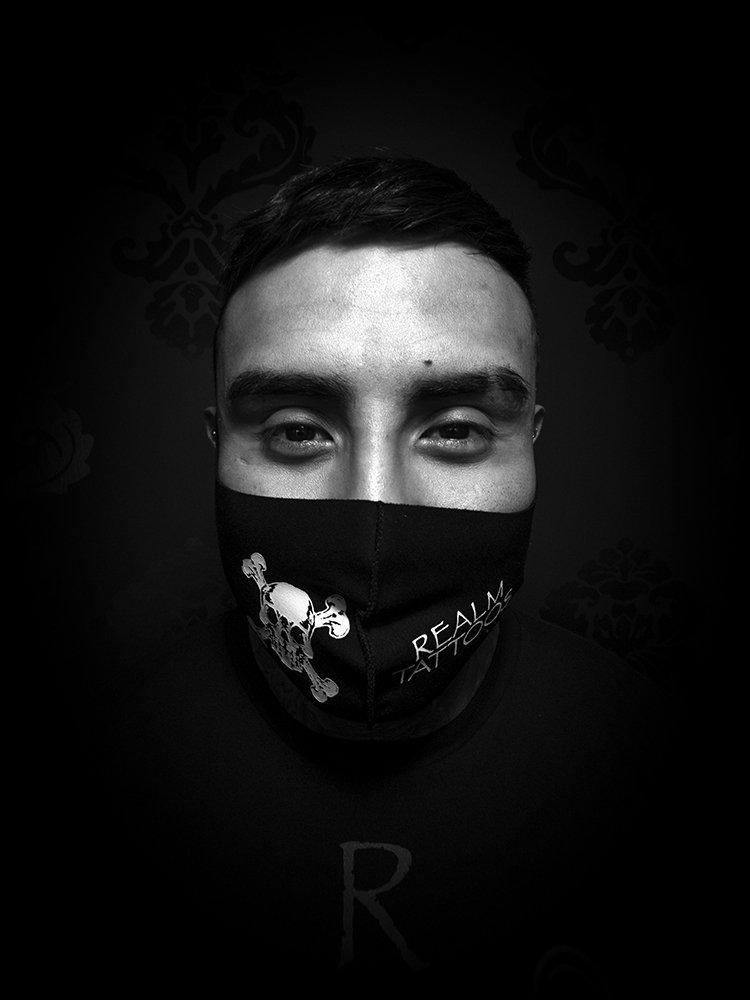 Jonny Mejia - Tattoo Artist - Headshot