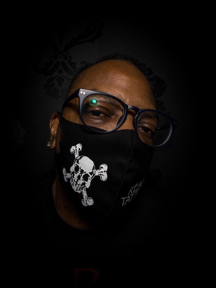 John Lawrence - Tattoo Artist - Headshot 05