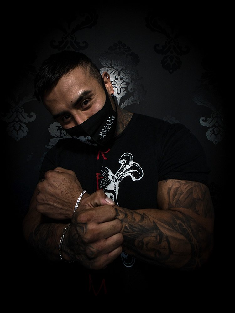 Jonny Mejia - Tattoo Apprentice - Headshot 03