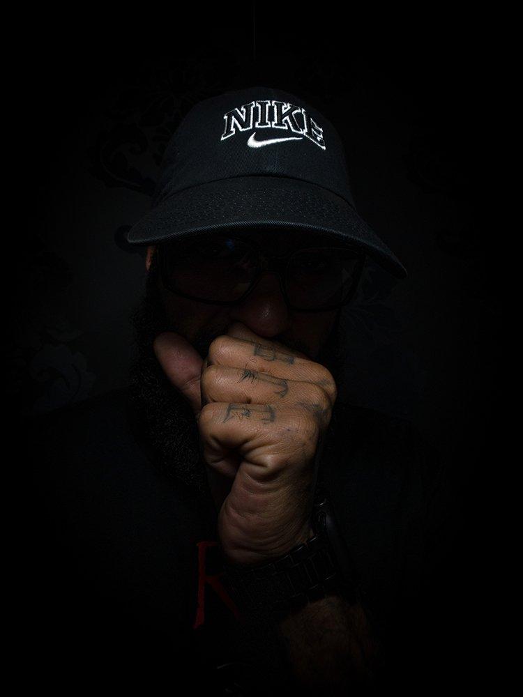Jonny Mejia - Tattoo Apprentice - Headshot 07